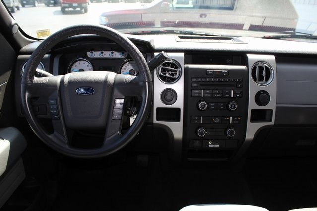 2014 Ford F-150 XLT 5.0L V8 FFV Engine Automatic Truck 4X4