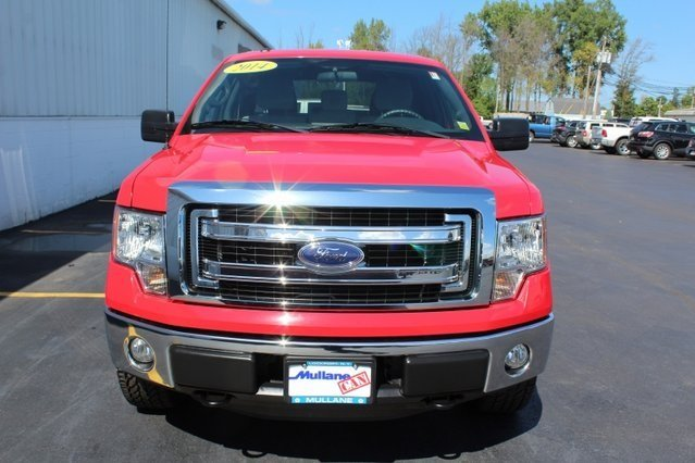 2014 Ford F-150 XLT Truck Automatic 4 Door 4X4 5.0L V8 FFV Engine