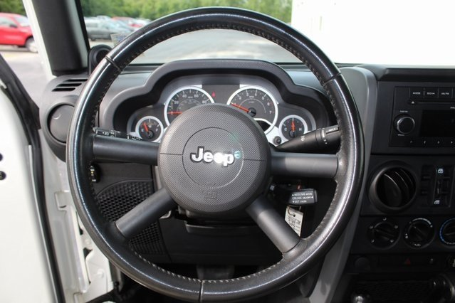 2010 Jeep Wrangler Sport SUV 4 Door Automatic