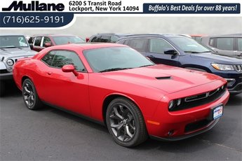 2018 Redline Red Tricoat Pearl Dodge Challenger SXT Plus RWD Automatic Coupe 3.6L V6 24V VVT Engine