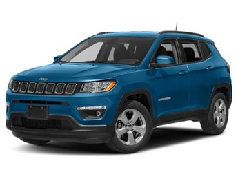 2019 Jeep Compass Latitude 2.4L I4 Engine 4 Door Automatic SUV