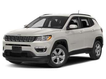 2019 Jeep Compass Limited 4X4 4 Door SUV 2.4L I4 Engine