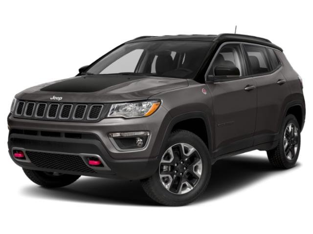 2019 Jeep Compass Trailhawk SUV 4 Door Automatic