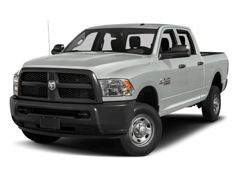 2018 Ram 2500 Tradesman Truck Cummins 6.7L I6 Turbodiesel Engine 4 Door Automatic