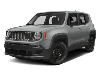 2018 Jeep Renegade Upland Edition 4X4 4 Door Automatic SUV