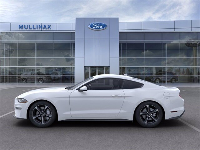 2021 Ford Mustang EcoBoost Automatic 2 Door RWD EcoBoost 2.3L I4 GTDi DOHC Turbocharged VCT Engine