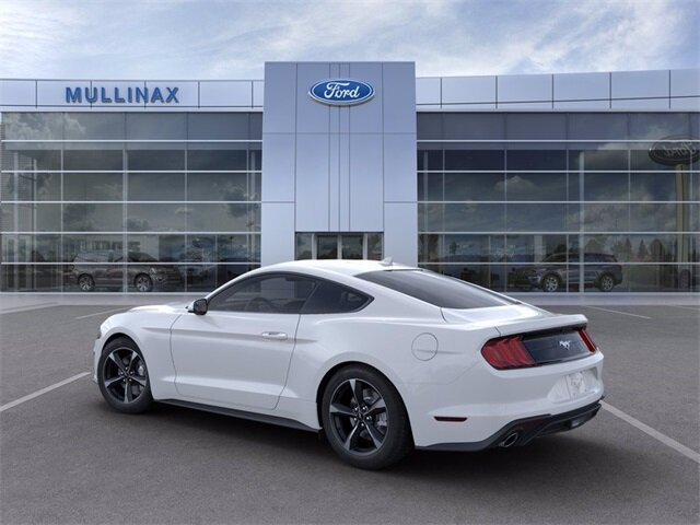 2021 Ford Mustang EcoBoost 2 Door Car RWD Automatic