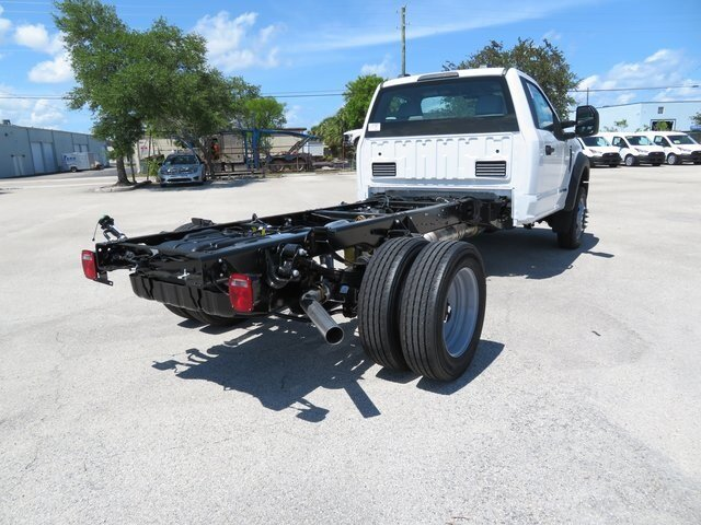 2021 Ford Super Duty F-550 DRW XL Power Stroke 6.7L V8 DI 32V OHV Turbodiesel Engine Automatic Truck RWD