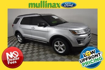 2019 Ford Explorer XLT Automatic FWD 3.5L V6 Ti-VCT Engine SUV