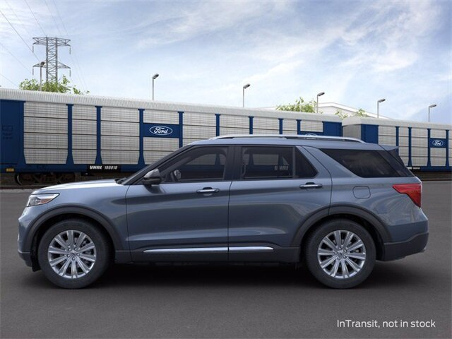 2021 Ford Explorer Limited 3.0L I4 PDI Hybrid Turbocharged DOHC 16V LEV3-ULEV70 300hp Engine SUV 4 Door Automatic
