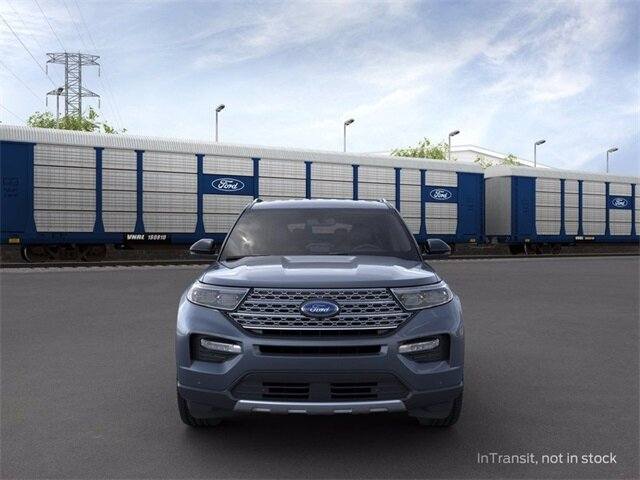 2021 Ford Explorer Limited RWD 3.0L I4 PDI Hybrid Turbocharged DOHC 16V LEV3-ULEV70 300hp Engine Automatic 4 Door