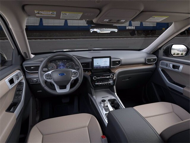 2021 Ford Explorer Limited Automatic SUV 3.0L I4 PDI Hybrid Turbocharged DOHC 16V LEV3-ULEV70 300hp Engine