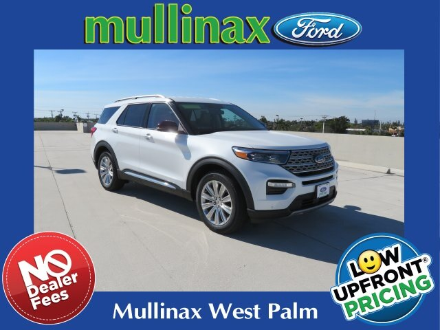 2021 Ford Explorer Limited RWD SUV Automatic