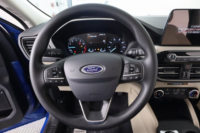 2021 Velocity Blue Metallic Ford Escape SE 4 Door SUV Automatic 1.5L EcoBoost Engine