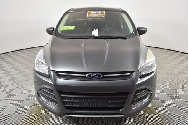 2015 Ford Escape SE 4 Door EcoBoost 2.0L I4 GTDi DOHC Turbocharged VCT Engine FWD Automatic SUV
