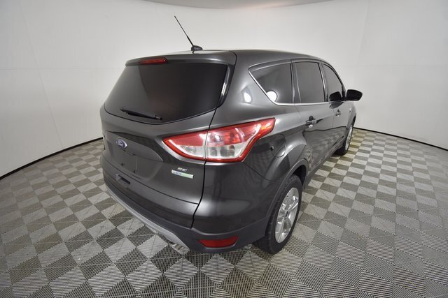 2015 Magnetic Ford Escape SE Automatic 4 Door EcoBoost 2.0L I4 GTDi DOHC Turbocharged VCT Engine