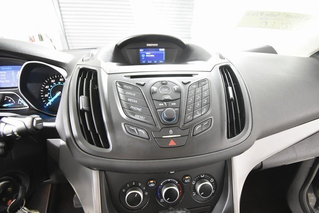 2015 Magnetic Ford Escape SE SUV FWD Automatic