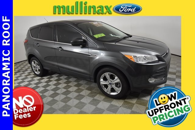 2015 Ford Escape SE 4 Door SUV EcoBoost 2.0L I4 GTDi DOHC Turbocharged VCT Engine