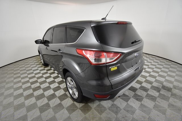 2015 Magnetic Ford Escape SE EcoBoost 2.0L I4 GTDi DOHC Turbocharged VCT Engine 4 Door SUV Automatic FWD