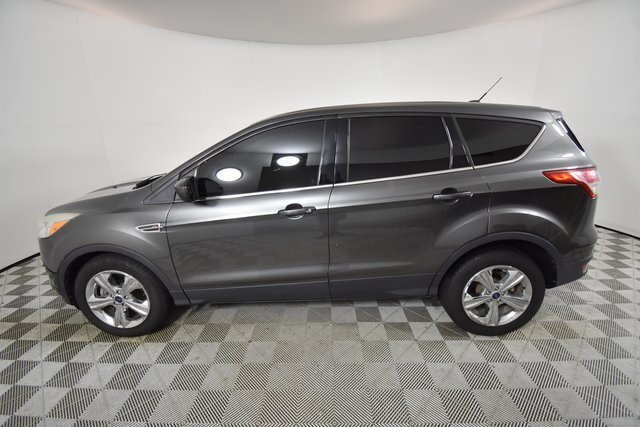 2015 Magnetic Ford Escape SE FWD Automatic 4 Door SUV EcoBoost 2.0L I4 GTDi DOHC Turbocharged VCT Engine