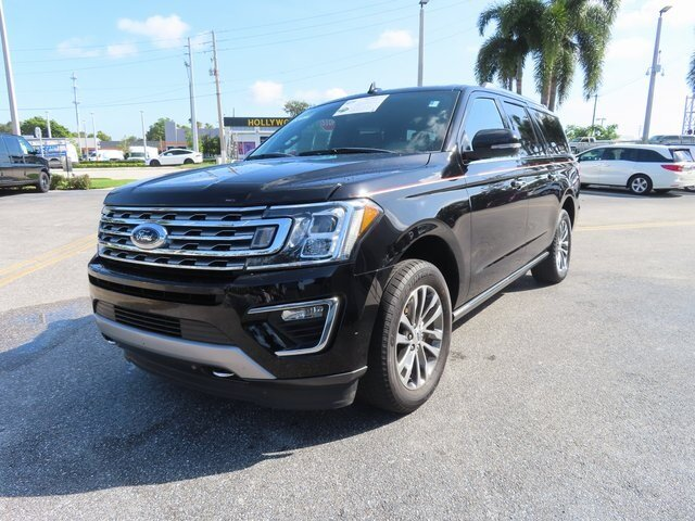 2018 Ford Expedition Max Limited SUV 4 Door RWD Automatic