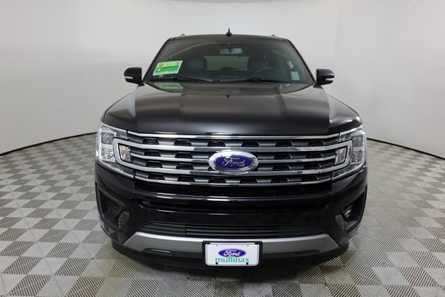 2021 Agate Black Metallic Ford Expedition XLT SUV 4 Door RWD EcoBoost 3.5L V6 GTDi DOHC 24V Twin Turbocharged Engine