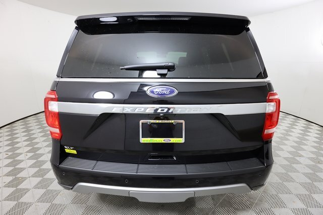 2021 Agate Black Metallic Ford Expedition XLT SUV RWD EcoBoost 3.5L V6 GTDi DOHC 24V Twin Turbocharged Engine Automatic