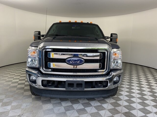 2016 Blue Jeans Metallic Ford Super Duty F-250 SRW XLT Power Stroke 6.7L V8 DI 32V OHV Turbodiesel Engine 4X4 Truck 4 Door