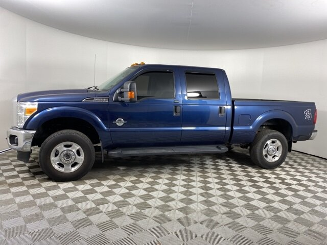 2016 Ford Super Duty F-250 SRW XLT Automatic 4 Door Truck Power Stroke 6.7L V8 DI 32V OHV Turbodiesel Engine