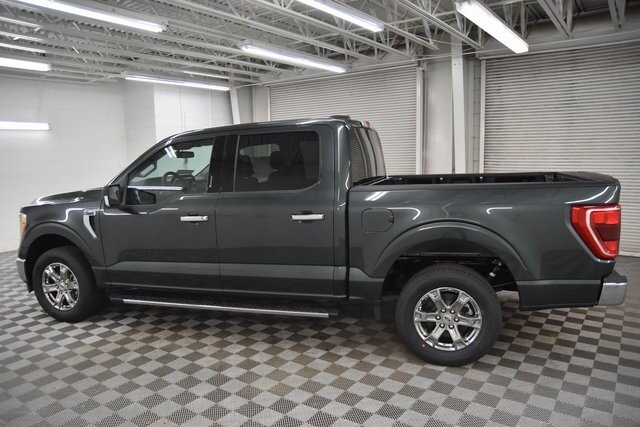 2021 Ford F-150 XLT 3.3L V6 Engine 4 Door Automatic RWD