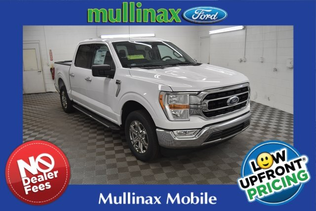 2021 OXFORD WHITE Ford F-150 XLT RWD 3.3L V6 Engine Automatic Truck 4 Door