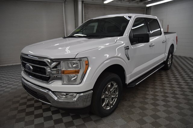 2021 Ford F-150 XLT 3.3L V6 Engine RWD Automatic 4 Door