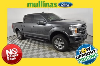 2020 Magnetic Ford F-150 Lariat Automatic Truck EcoBoost 3.5L V6 GTDi DOHC 24V Twin Turbocharged Engine