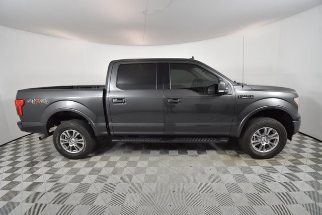 2020 Magnetic Ford F-150 Lariat 4 Door Truck EcoBoost 3.5L V6 GTDi DOHC 24V Twin Turbocharged Engine Automatic