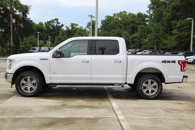 2017 Ford F-150 XLT 4X4 Automatic 2.7L V6 EcoBoost Engine