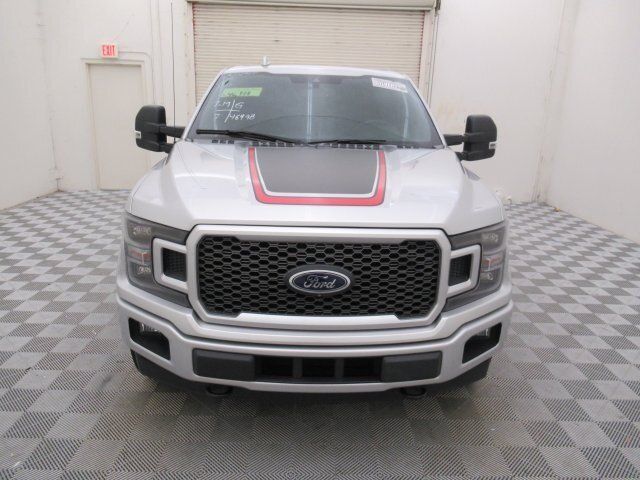 2018 Ford F-150 Lariat 4X4 4 Door Automatic Truck EcoBoost 3.5L V6 GTDi DOHC 24V Twin Turbocharged Engine