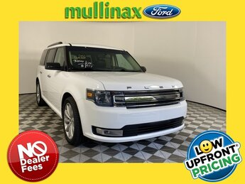 2019 Ford Flex SEL Automatic 4 Door FWD SUV