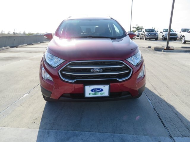 2021 Ford EcoSport SE Automatic EcoBoost 1.0L I3 GTDi DOHC Turbocharged VCT Engine FWD SUV