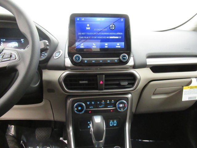 2021 Ford EcoSport SE Automatic 4 Door FWD