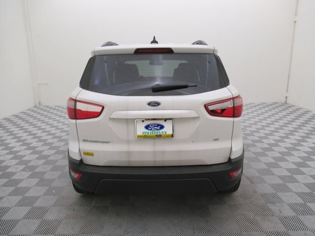 2021 Ford EcoSport SE SUV 4 Door FWD EcoBoost 1.0L I3 GTDi DOHC Turbocharged VCT Engine Automatic