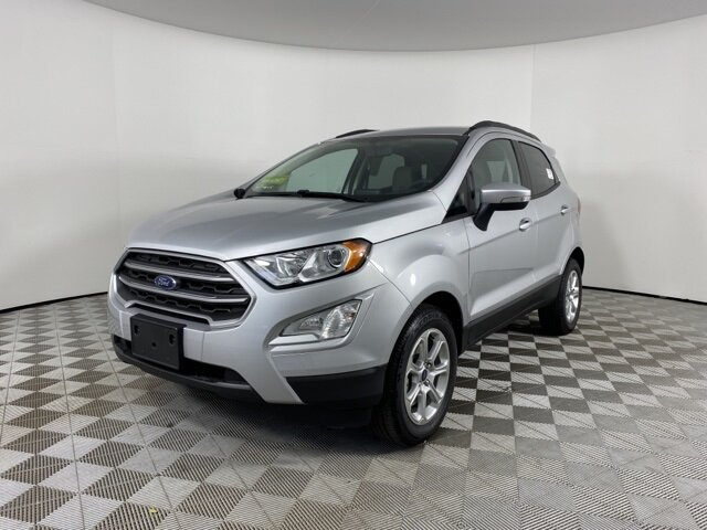 2021 Ford EcoSport SE FWD EcoBoost 1.0L I3 GTDi DOHC Turbocharged VCT Engine SUV 4 Door