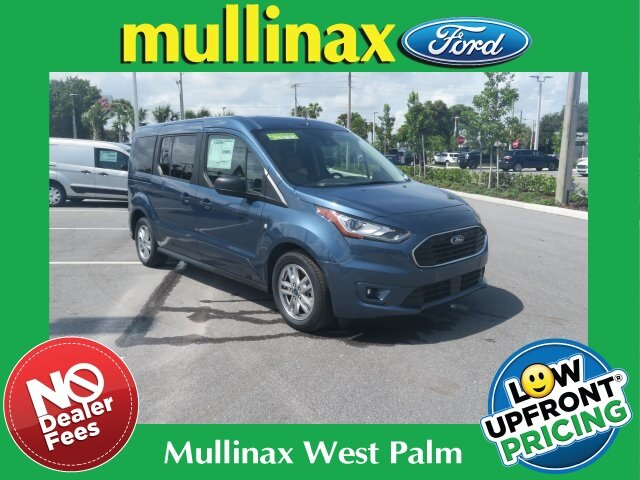 2021 Ford Transit Connect XLT I4 Engine Van FWD 4 Door