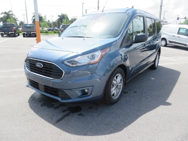 2021 Ford Transit Connect XLT Van 4 Door I4 Engine FWD