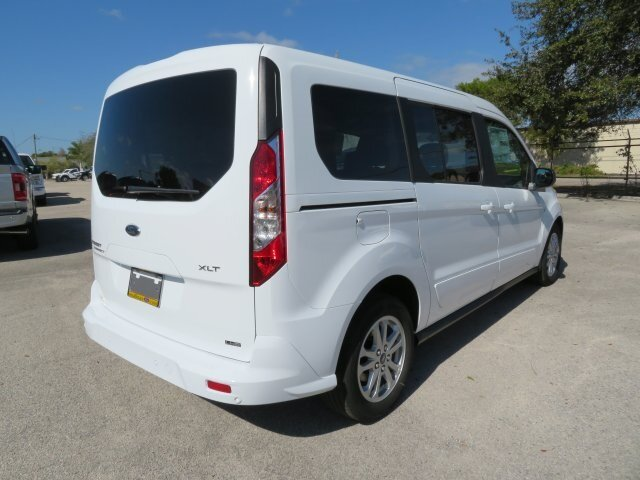 2021 Ford Transit Connect XLT Automatic 4 Door Van