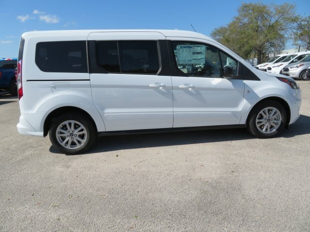 2021 Ford Transit Connect XLT Van I4 Engine FWD 4 Door Automatic