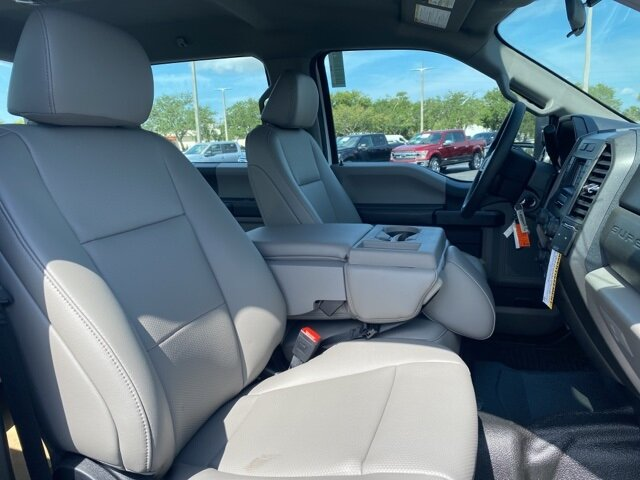 2021 Ford Super Duty F-550 DRW XL Automatic 4 Door RWD Truck