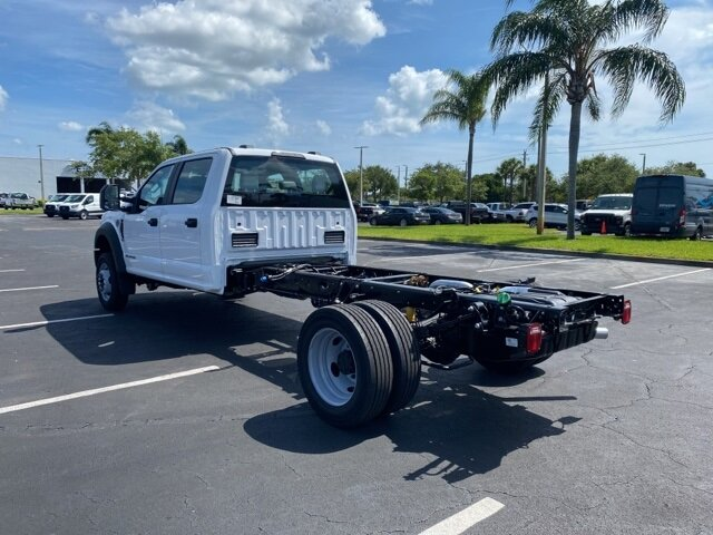 2021 Ford Super Duty F-550 DRW XL Truck Power Stroke 6.7L V8 DI 32V OHV Turbodiesel Engine Automatic RWD