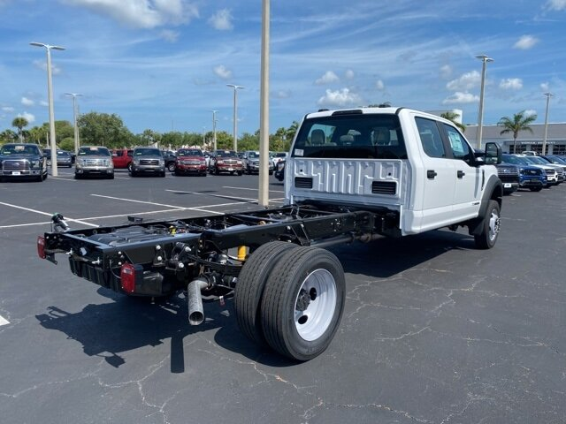 2021 Ford Super Duty F-550 DRW XL RWD Truck 4 Door Automatic Power Stroke 6.7L V8 DI 32V OHV Turbodiesel Engine