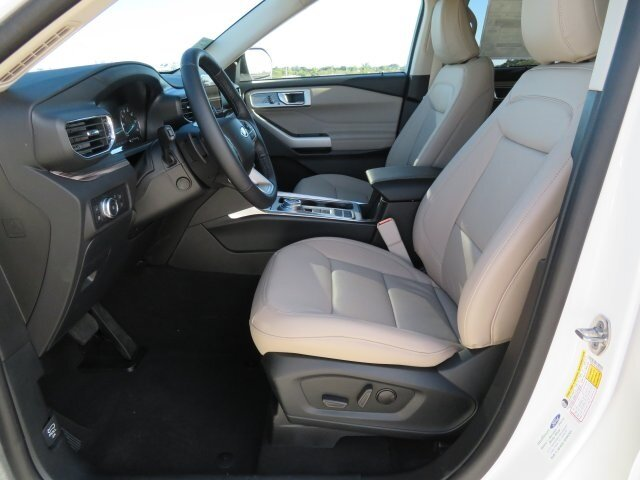 2021 Ford Explorer Limited SUV RWD Automatic 4 Door