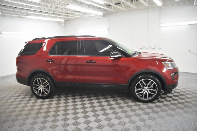 2019 Ford Explorer Sport 4 Door 4X4 Automatic SUV 3.5L Engine